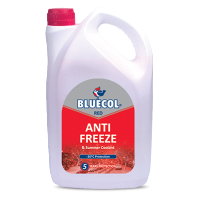 5 yr antifreeze 5L