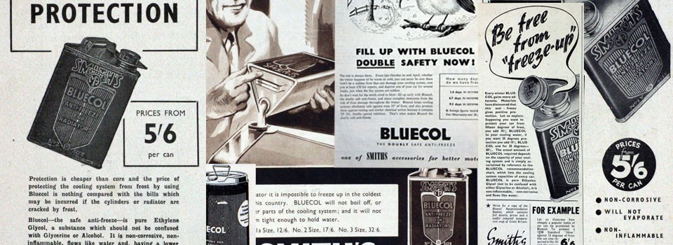 About Bluecol
