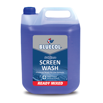 Bluecol Screenwash 5L product bottle