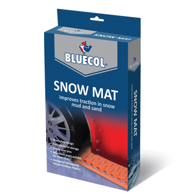 Snow mat