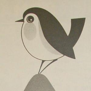 1965 Bluecol Robin Logo